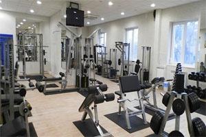 Выполнен монтаж приточно вытяжной системы вентиляции в спортивно оздоровительном центре