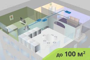 Вентиляция в квартире — устройство, проектирование, цены на монтаж